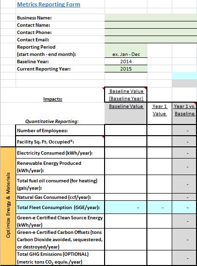 Energy - WNY Sustainable Business Roundtable