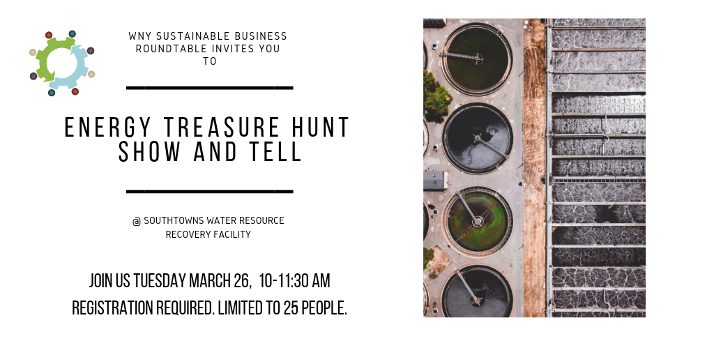 Energy Treasure Hunt Show & Tell