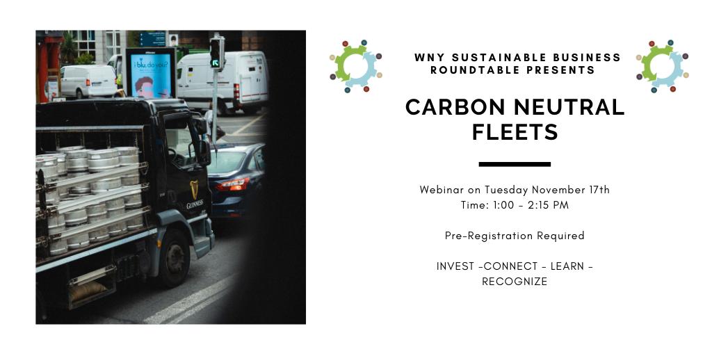 Carbon Neutral Fleets