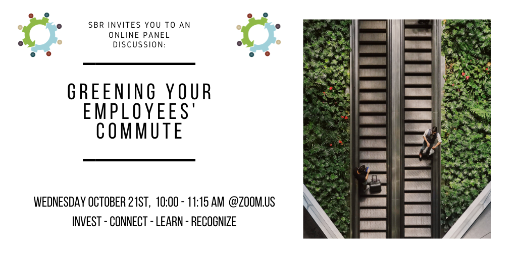 Greening Your Employees' Commute