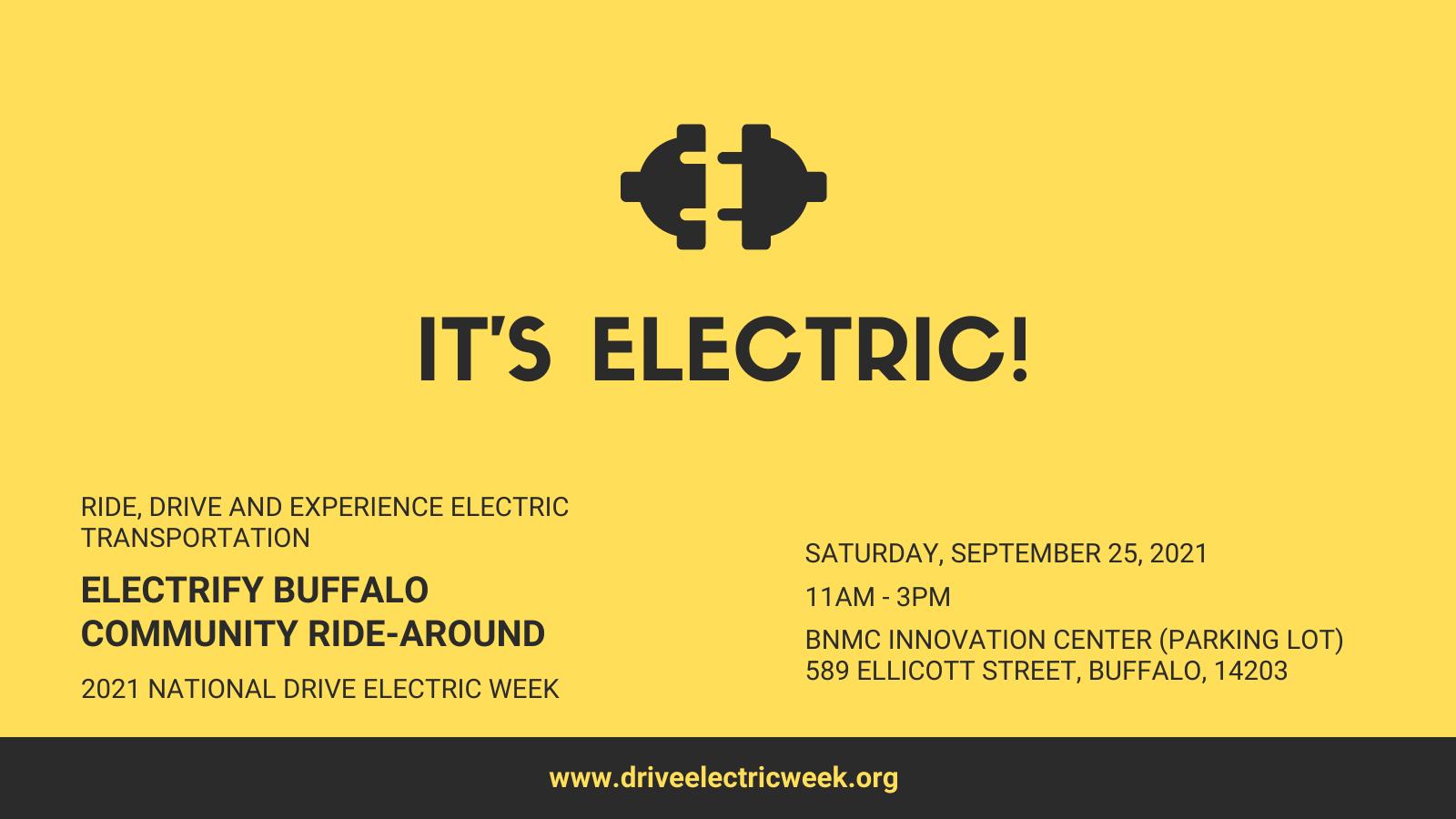 Electrify Buffalo